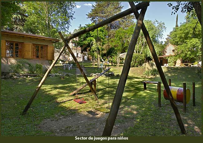 Caba as en villa general belgrano casitas del bosque c rdoba - Casitas del bosque ...